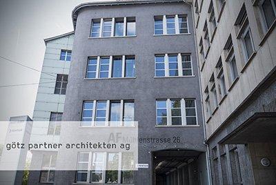 Informatik Support für Götz Partner Schaffhausen