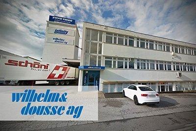 ERP System für Wilhelm + Dousse AG