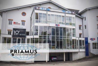 Priamus System Technologies AG