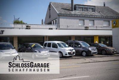 Schlossgarage Herblingen AG